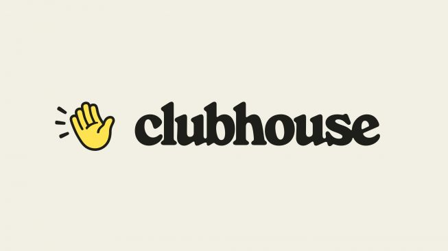 Logo baru Clubhouse. [Clubhouse]